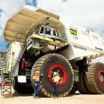 BHP secures five Liebherr ultra-class trucks from National Group