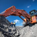 National Group delivers two excavators to BHP coal mines