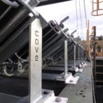 Cove Smart Frame makes idle work of conveyor idlers