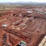 BHP puts off South Flank blasting