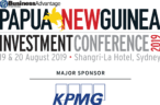 Papua New Guinea Investment Conference 2019