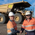 Hastings Deering delivers haul truck service contract for New Hope