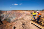 MinRes plots production increase at Koolyanobbing