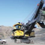 Komatsu selects ABB for open-pit shovel milestone