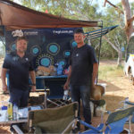 Fortescue recruitment trailer hits road in Pilbara