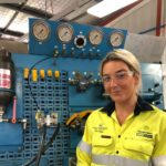 NSW TAFE program represents growth of women in mining