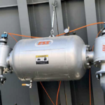 New air cannon: Safer and more effective solution for bulk material build-up