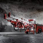 Sandvik unveils latest two-boom jumbo underground drill