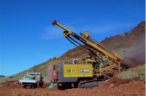 Explorer to Strike while iron ore is hot