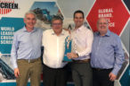 Lincom Group recognised for spare part support with Global Leader Award