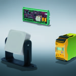 Safe area monitoring in harsh environments