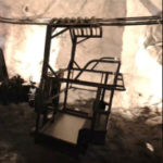 Do you have work platforms on your mine site?