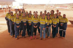 Fortescue leads the way towards gender parity