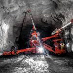 Sandvik launches jumbo underground drill rig