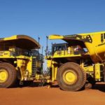 Komatsu strikes BHP deal for 41 South Flank autonomous trucks