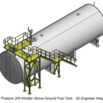 Proleum branches out into above ground fuel storage tanks