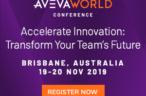 Registration now open: AVEVA World Conference Australia
