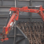 Rammer boom systems to enhance safety