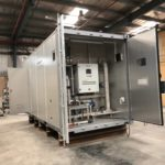 Portable sewage treatment meets everyday needs of exploration sites