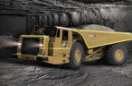 Caterpillar meets changing needs with underground truck