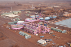 Pink plant to power Roy Hill expansion