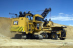 Caterpillar updates AC electric drive system