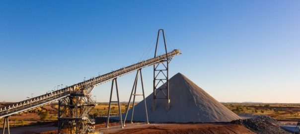 pilbara minerals' pilgangoora lithium operation