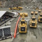 Caterpillar puts new XE range on show in Perth