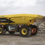 Harsco to pilot Volvo autonomous hauler