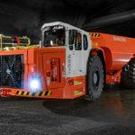 Sandvik upgrades transmission on flagship trucks