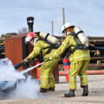 Miners sound the alarm at Victorian rescue competition