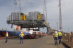 BHP receives first South Flank modules