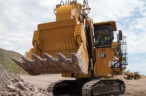 Caterpillar releases 6030 low-emissions shovel