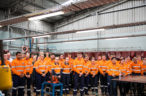 BMA recruits future workforce from QLD training centre