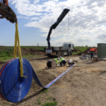 Crusader Hose takes mining expertise to South Australian water project