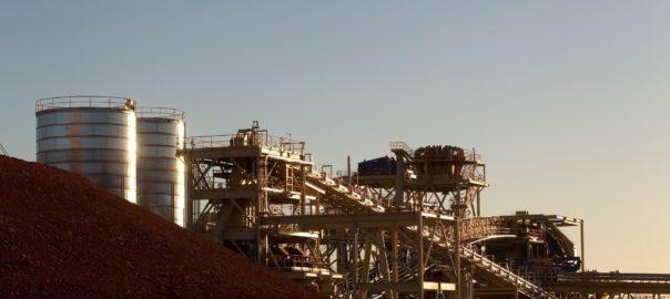 Gruyere gold mine