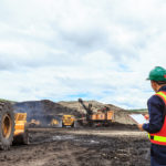 What are the roles in demand across mining?
