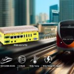 Backplane presents Neousys' POC-551VTC ultra-compact in-vehicle controller