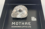 Lucapa unearths 64-carat diamond from Mothae