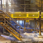 Diacon guards mine workers from conveyor dangers