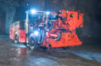 Sandvik launches new longhole drill for slot raising applications