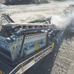 Haver & Boecker Niagara offers F-class portable plant for faster setup, longer wear life