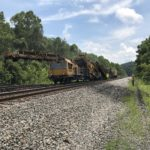 Loram assists in keeping mining on track