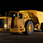 Caterpillar boosts underground payload with Cat AD63 truck