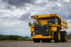 Komatsu's new 830E-5 truck 'most technologically advanced to date'