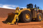 National Plant sends Cat 994K to work at Rio Tinto's Marandoo mine