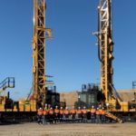 Accurate and efficient drilling with Cat MD6310