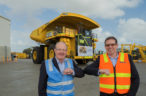 Downer purchases Australia's first Komatsu 830E-5 trucks