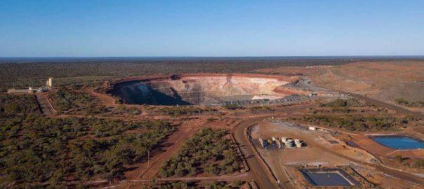 saracen mineral holdings ltd
