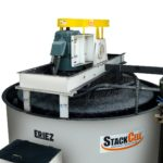 StackCell flotation technology offers column-like performance in a smaller footprint